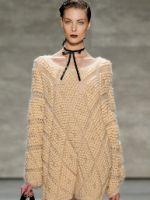 Платье-свитер – трикотажные и шерстяные модели на все случаи жизни