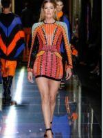 Вязаные платья – модные летние и зимние модели