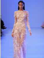 Кружевные вечерние платья – самые красивые модели