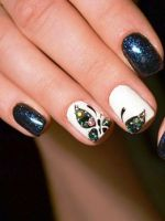 Маникюр с бабочками – лучшие идеи для необычного дизайна