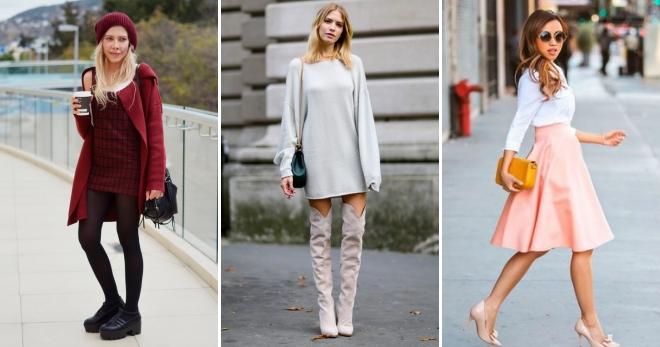 Модные луки 2017 – самые стильные образы для девушек на все случаи жизни