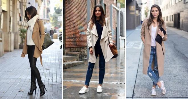 Модные образы осень 2017 – что носить в новом сезоне?