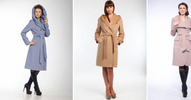 Пальто из кашемира – 40 стильных образов в кашемировом пальто