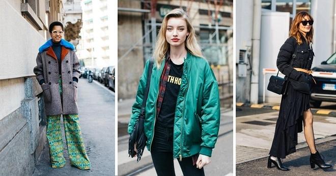 Женские куртки весна 2018 – какие куртки будут в моде этой весной?