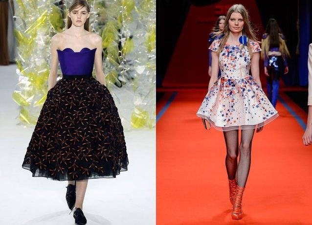 Платья для нового года модели фото