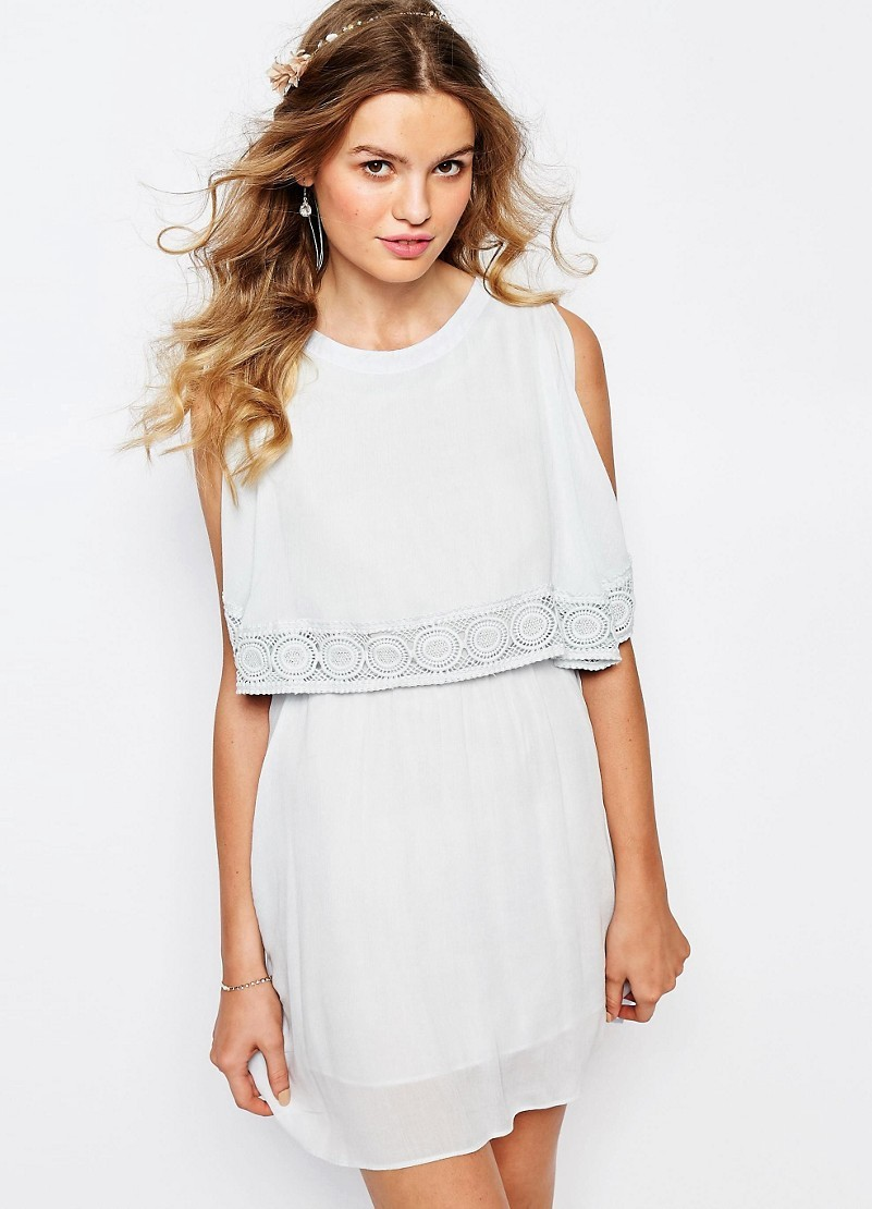 Красивые лёгкие платья на лето