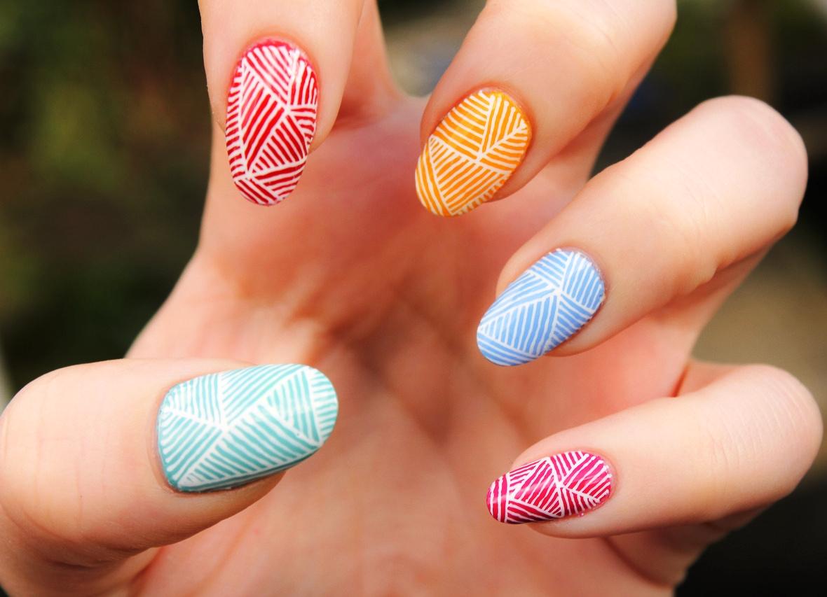 Модные тренды дизайна ногтей