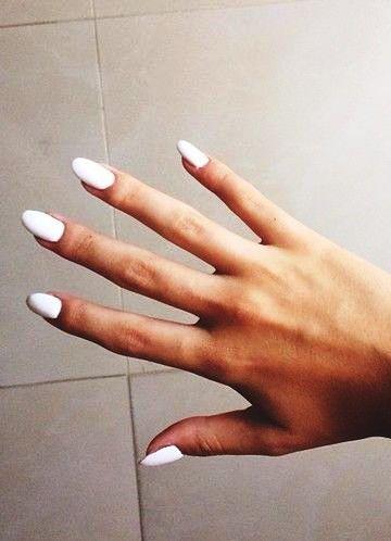 Ногти форма