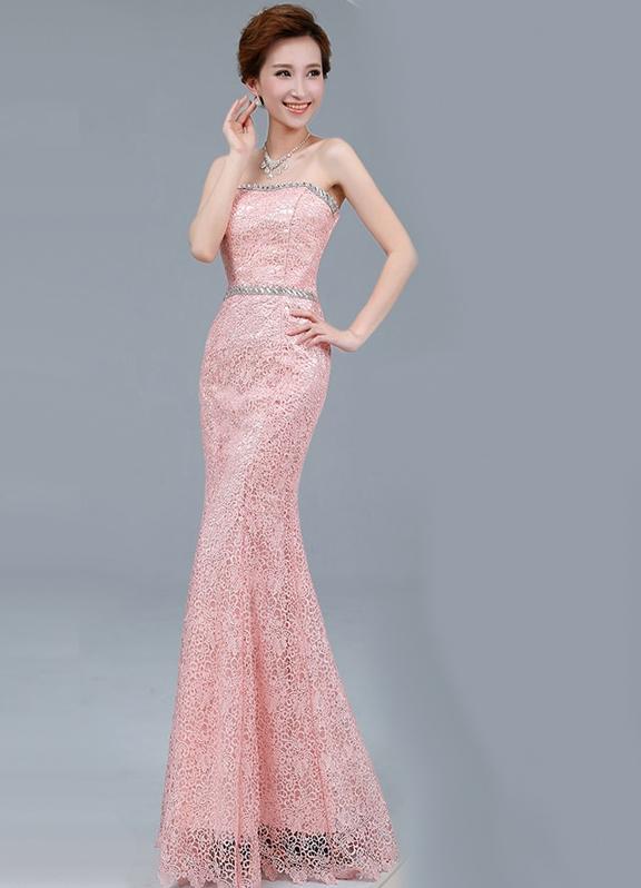 Картинки красивые розовые платья