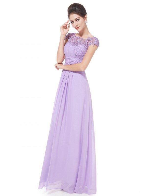 Сиреневое платье картинки