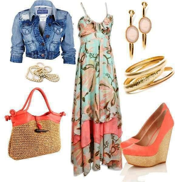 Fashion outfits for summer