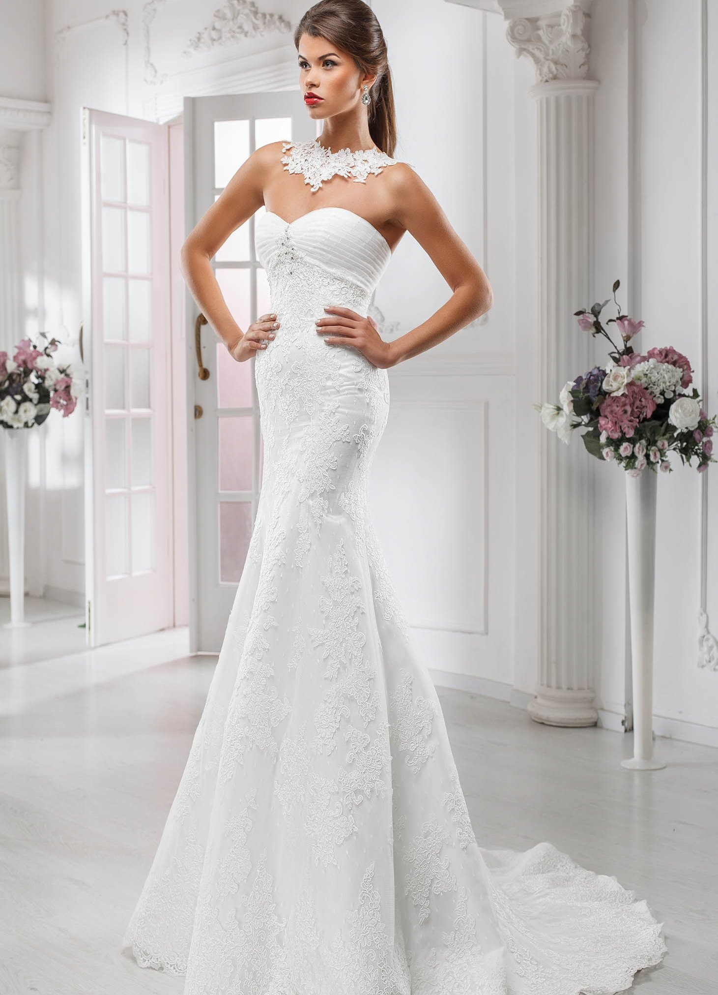 Фото моделей свадебные платья