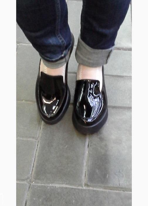 осенняя женская обувь фото