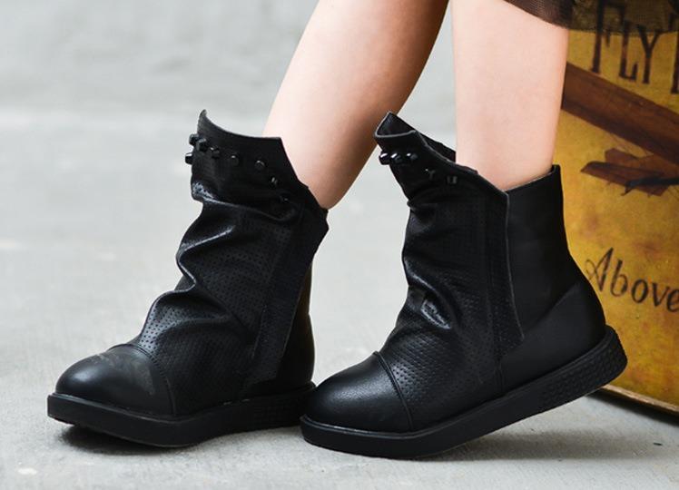 Ботинки Мода Осень 2017