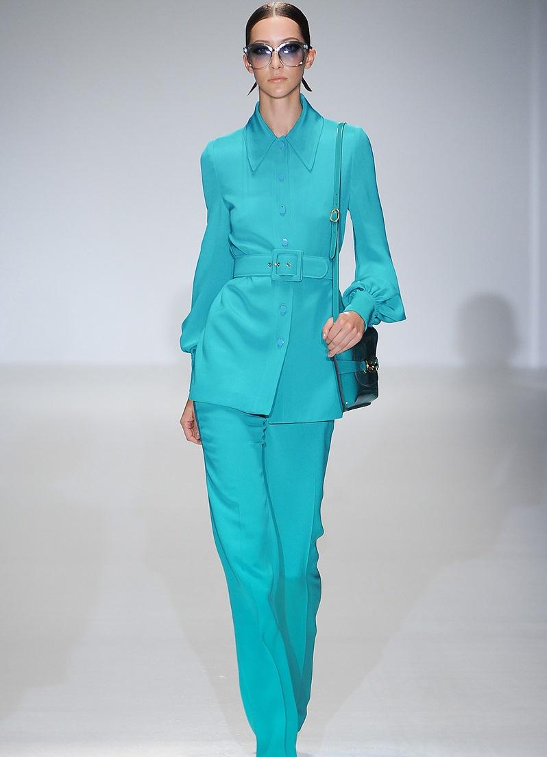 Женские Модные Костюмы
