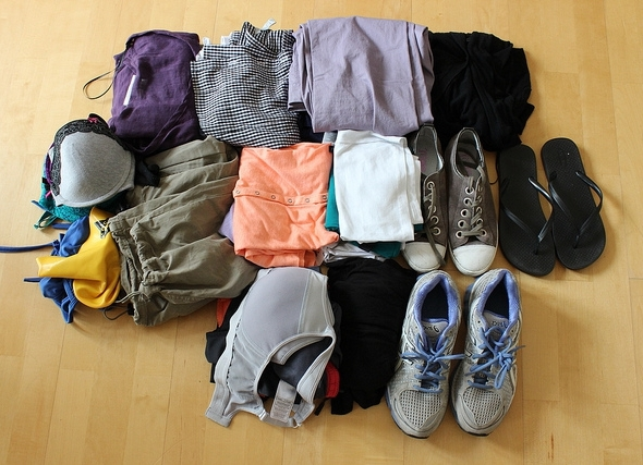 какую одежду брать в сочи в мае
