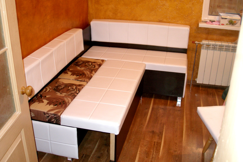 Диван кухня со спальным местом