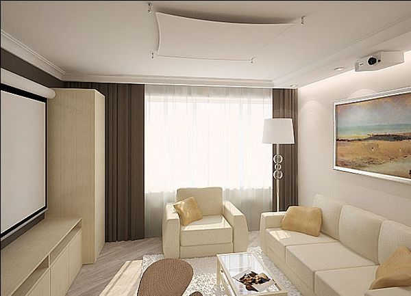 Дизайн ремонта хрущевки 2 комнаты