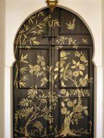 Межкомнатные жалюзийные двери