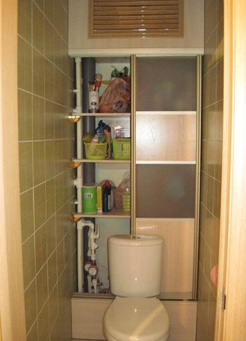 Ремонт в маленьком туалете фото своими руками