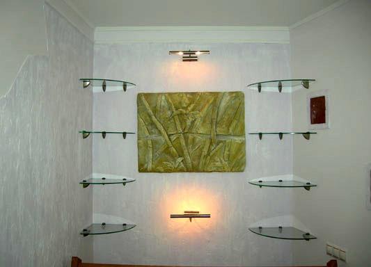 Полочки для ванной комнаты фото своими руками фото 801