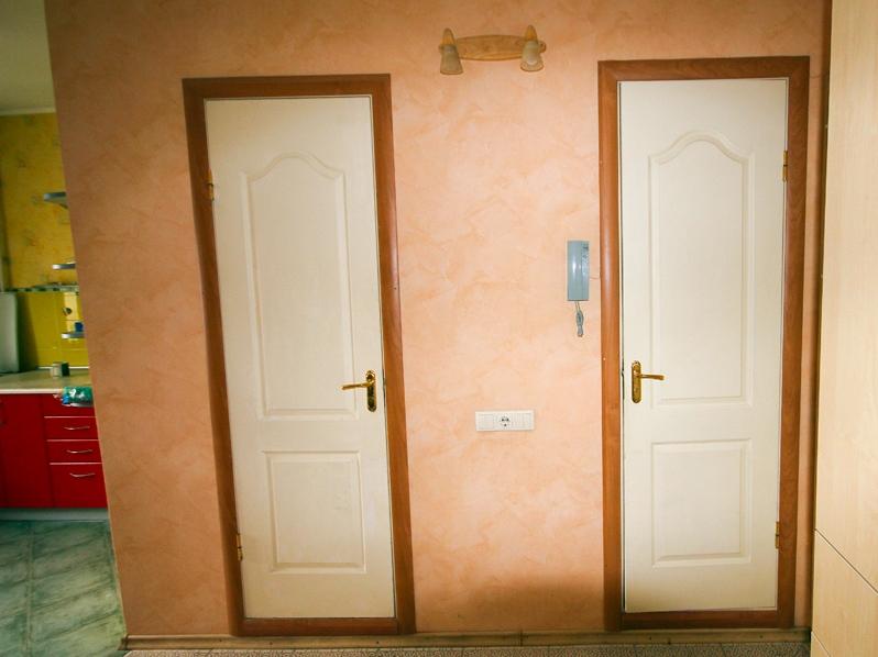 Двери туалетные своими руками