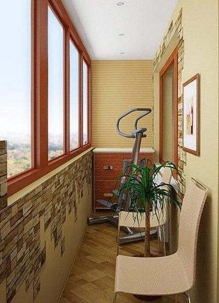 Дизайн балконов маленькая площадь