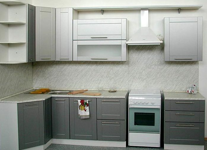 фото фасады кухонь
