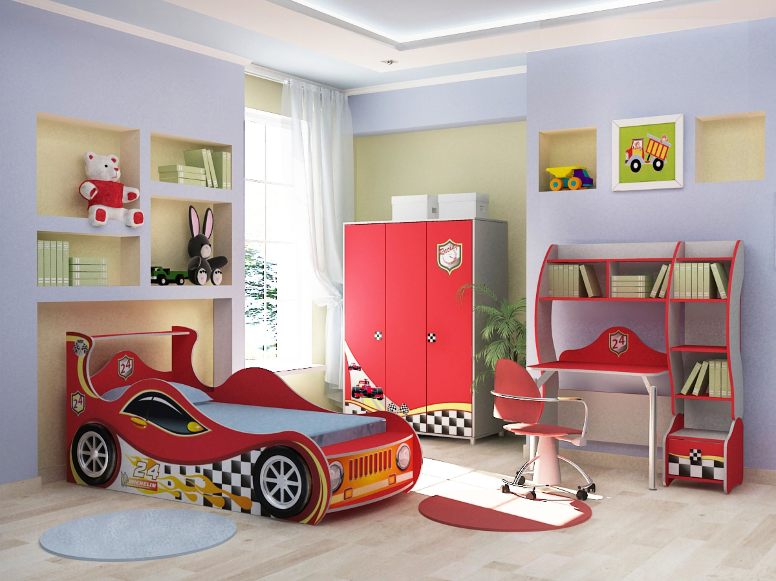 Картинки по запросу детские спальни