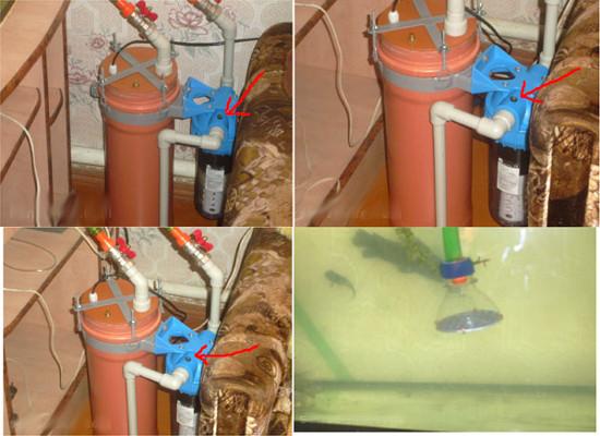 Изобретение своими руками для аквариума