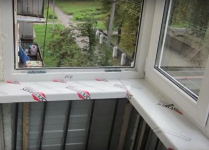 Как остеклить балкон своими руками с пошаговыми 72