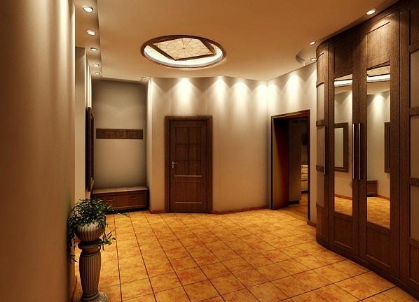 Дизайн холла в квартире реальные