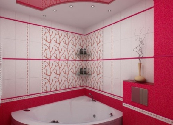 Ремонт ванной комнаты плиткой своими руками