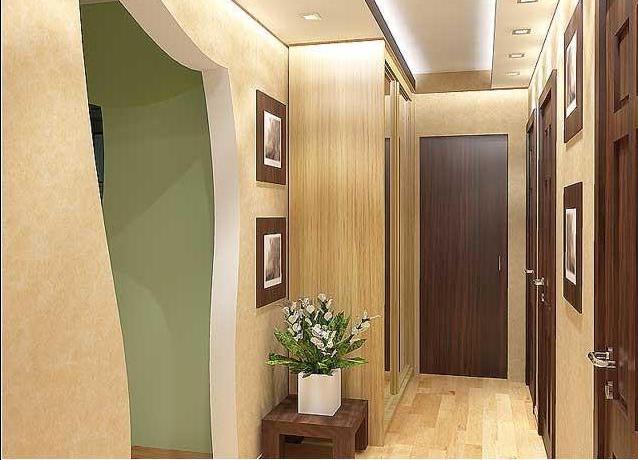 коридор хрущевка фото дизайн