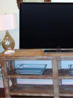 Как сделать тумбу под телевизор своими руками?