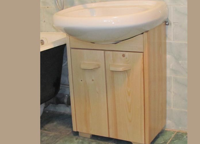 Сделать тумбу для ванны своими руками 39