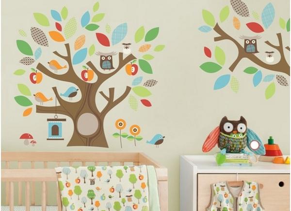 как украсить детскую комнату своими руками для мальчика