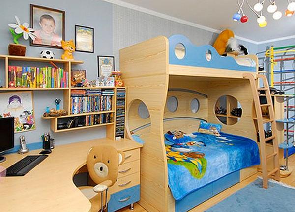 Детская комната своими руками мальчика
