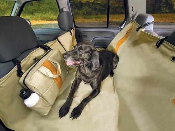 Гамак в автомобиль для собак