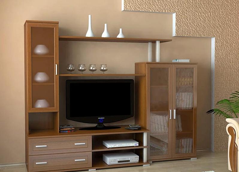 Дизайн стенок для гостиной фото