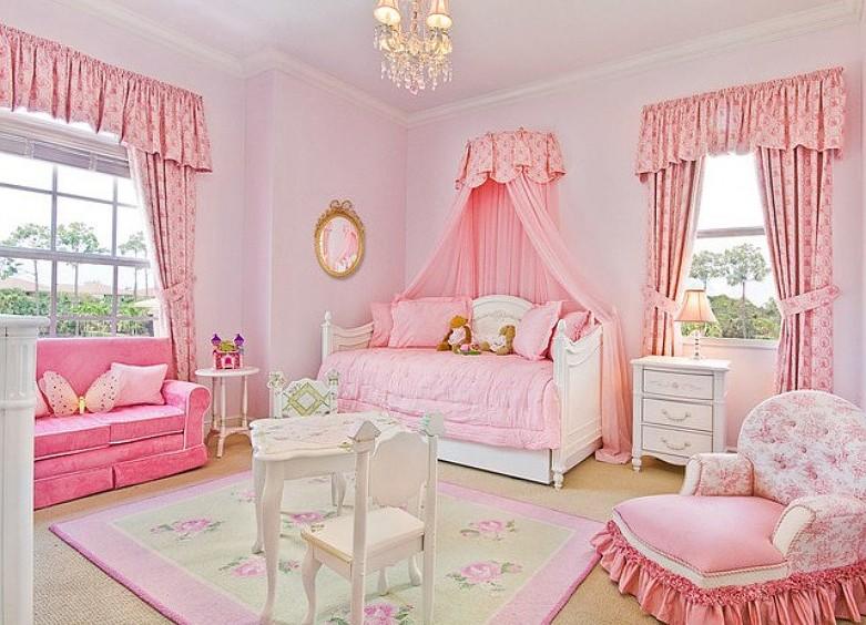 Декор комнаты для девочки своими