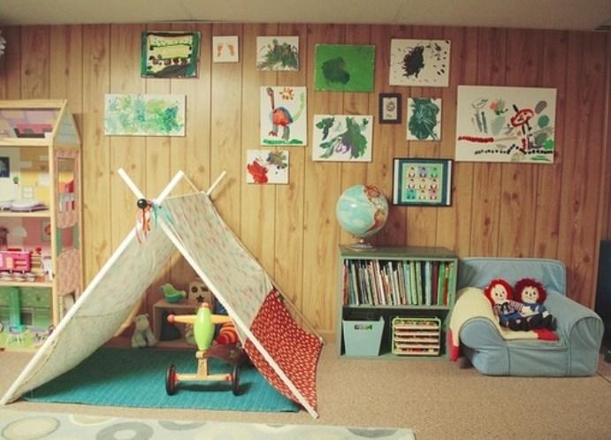 Сделай сам своими руками для детской комнаты