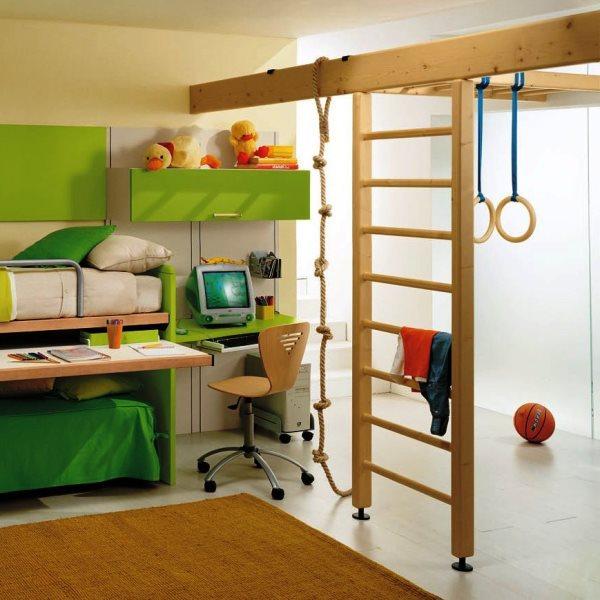 Как можно сделать детскую комнату
