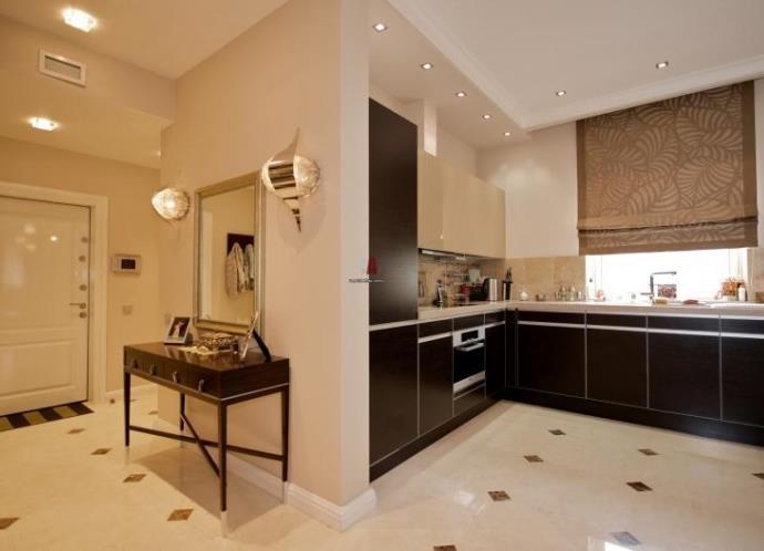 коридор дизайн и пол плитка фото кухня