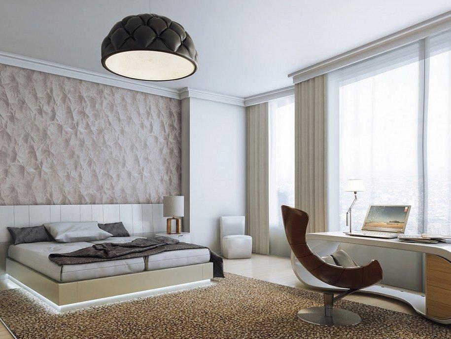 Красивый современный интерьер квартиры фото