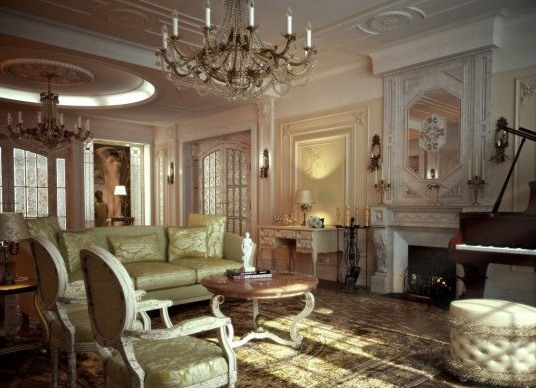 Стили дизайна интерьера и их характерные черты фото