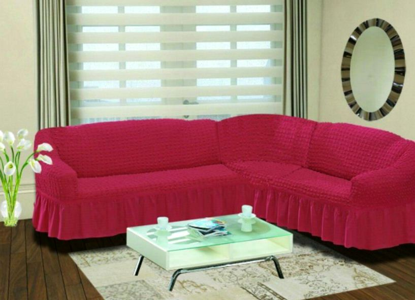 накидка на угловой диван купить