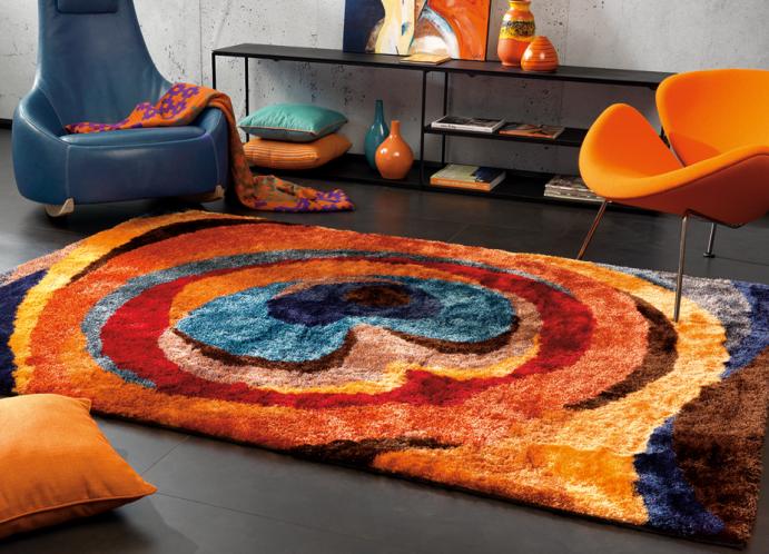 Полиэстер – проверенный материал для создания ковров