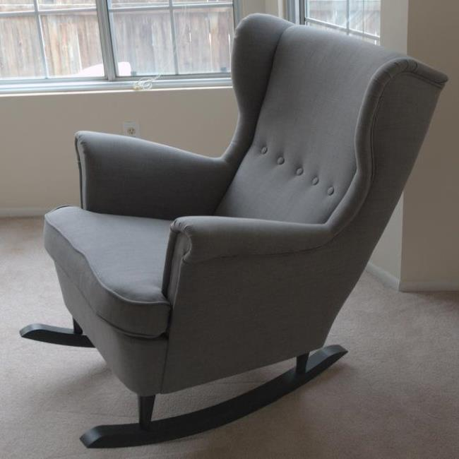 Как в домашних условиях сделать кресло качалку своими руками из дерева