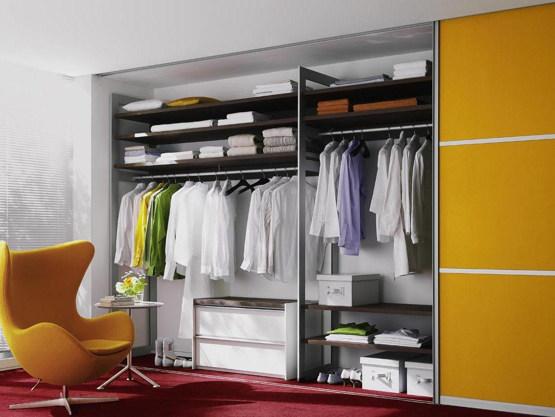 Шкафы и гардеробные дизайн